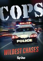 Spike TV COPS: Wildest Chases - DVD Box Set [Region 1/A, Crime, Collection] NEW