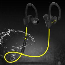 Wireless bluetooth Earphone Headphone Headset Sport Stereo For iPhone Samsung