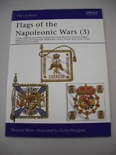 """""""FLAGS OF THE NAPOLEONIC WARS (3)""""! COLOURS, STANDARDS & GUIDONS OF 16 NATIONS!"""