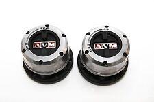 AVM Manual Free Wheel Hubs Pair 452 - > NISSAN / FORD