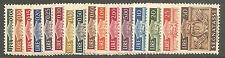 1945 San Marino Segnatasse N° 65/80 ** integri