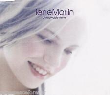 LENE MARLIN - Unforgivable Sinner (UK 3 Tk CD Single Pt 1)