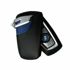 Genuine BMW OEM Key Fob Holder Bag Cover Case Blue 1 3 4 5 6 7 Series X3