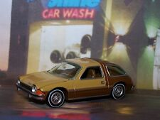 1977 77 Amc Pacer 1/64 Scale Collectible Model Diorama Or Display
