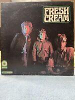 Cream - Fresh Cream RARE MONO ORIGINAL Purple Gold Labels ATCO 33-206 LP-1967