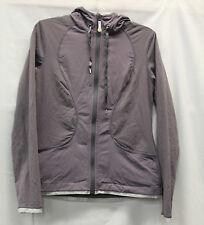 Lululemon Womens Purple Zip Up Jacket Active Running Sz 8? NO SIZE TAG EUC Used