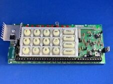 Texecom Veritas 8 Main Panel PCB / Keypad D0047-01.02 - USED