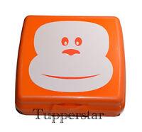 "Tupperware Pausenbuffet Box Brotdose Lunchbox ""Affe"""