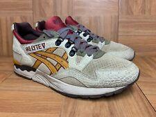 RARE🔥 Asics Gel-Lyte V 5 Workwear Sand Tan Brown Sz 11.5 H5P2L Men's Shoes