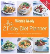 21 Day Diet Planner by The Australian Women's Weekly (Paperback,