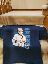 Kenny Rogers The First Fifty Years Dark Blue 3Xl Short Sleeve T-shirt