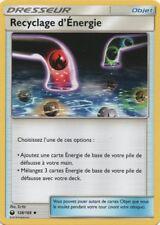 Pokemon - Recyclage d'Énergie X1 - Reverse - SL7 - 128/168_R - VF Français