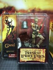McFarlane Monsters 4 Twisted Fairy Tales Hansel & Gretel Action Figures 2005