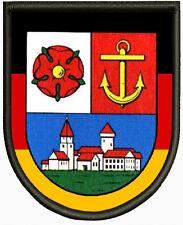 Wappen von Riesa  Aufnäher, Pin, Aufbügler