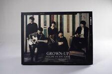 FTIsland 4th Mini Album: Grown-Up [EP] by FT Island (CD, Feb-2012, Ais)