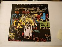 "Lee ""Scratch"" Perry* – Lord God Muzick - Vinyl LP 1991"
