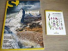REVUE  SALAMANDRE   N° 256  DE  FEVRIER-MARS   2020  /  LE  FROID ...