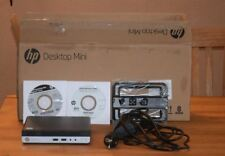 Mini PC HP ProDesk 400 G3 i5-6500t 4GB RAM 120GB SSD Win Pro