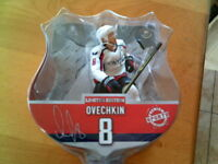 alex ovechkin  FIGURE 6 INCH NHL IMPORTS DRAGON PREMIUN limited edition