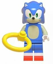 Sonic The Hedgehog Minifigure Figure Usa Seller New In Package
