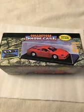 New Stackable COLLECTORS SHOWCASE! Display 1/24 Cars Trucks Plastic & Die Cast!
