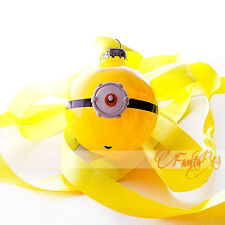 pallina per albero di natale Minion Stuart - colore giallo fantares