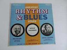 Various Greatest Rhythm & Blues Stars gueststar gs 1906 LP