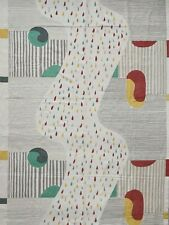 More details for josef frank vintage fabric curtain