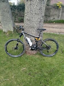 Haibike Electric Bike, Electric Mountain Bike -Bosch Motor - recently serviced