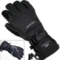 Head Winter Warm Sports Gloves Windproof Waterproof Unisex Snowboard Ski Gloves