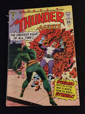 THUNDER AGENTS #2 G Condition