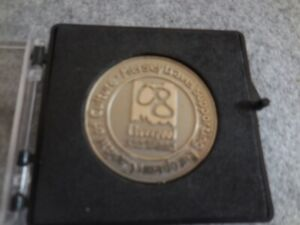 Merseytravel Liverpool European Capital of Culture 2008 commemorative coin boxed
