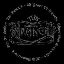 Damned, The - 35 Years Of Anarchy Chaos And Destruction - 35th Anniver NEW 2 x C