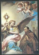 Postal de San Pascual Babylon andachtsbild santino holy card santini