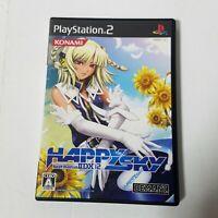 Beatmania IIDX 12 Happy Sky (Sony PlayStation 2, 2006) Tested and working NTSC-J