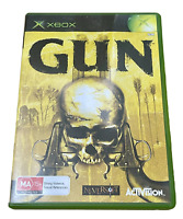 Gun XBOX Original PAL *Complete*