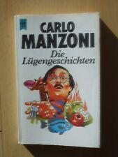 Die Lügengeschichten von Carlo Manzoni