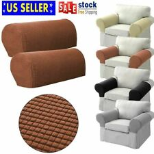 Removable 2pack Arm Chair Protector Sofa Armchair Covers Armrest Stretch Couch