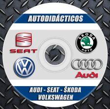 Manuales AUDI-SKODA-SEAT-VOLKSWAGEN,Ibiza,Polo,Golf,Leon,Passat,Diesel,a3,a4,TT