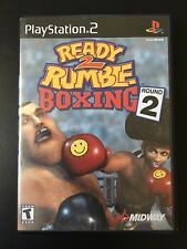 Ready 2 Rumble Boxing 2 PlayStation2 PS2 Video Games Complete Preowned Free Ship