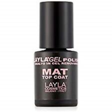 LAYLA GEL POLISH - MAT TOP COAT 10ml.