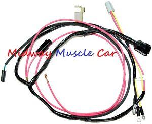 HEI engine wiring harness 64 65 66 Chevy pickup truck suburban c10 k10