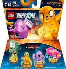 Lego Dimensiones: paquete de equipo de Tiempo de Aventura-totalmente Nuevo