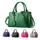 Lady Handbag Shoulder Leather Messenger Hobo Bag Satchel Purse Tote