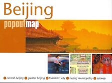 Beijing (China) Popout Map by Compass Maps
