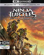 Teenage Mutant Ninja Turtles: Out of the Shadows (4K Ultra HD Blu-ray + Blu-Ray)