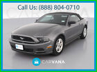 2014 Ford Mustang V6 Convertible 2D Dual Air Bags Hill Start Assist Control Power Windows Power Door Locks Traction