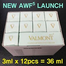 Valmont V-Line Lifting Eye Cream 3ml x 12 pcs SAMPLES = 36ml - NEW in BOX