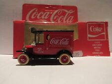 LLEDO DG6 058 1920 FORD MODEL T VAN - COCA COLA - IN STERILIZED BOTTLES - RARE#2