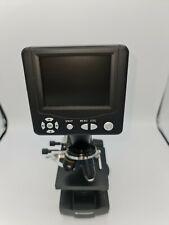 Bresser Digitales LCD Mikroskop, 5MP - Durchlicht und Auflicht - Neuwertig!